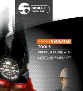 Premium Insulated Tools Range